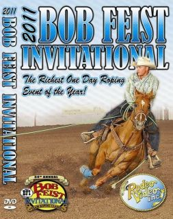 2011 Bob Feist Invitational Team Roping BFI rodeo USTRC PRCA NFR