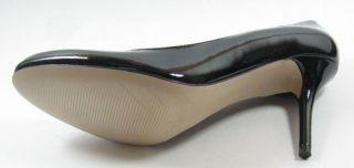 Enzo Angiolini Gellian Evening Black Womens Shoes 8