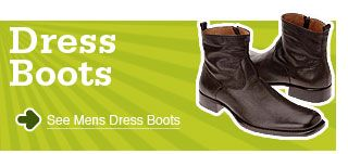 Mens Motorcycle Boots, Dress Boots & Outdoor Boots
