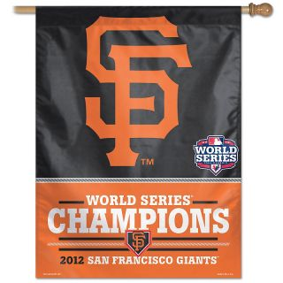 229 441 mlb world series champions 27 x 37 team banner san francisco