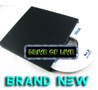 Blu Ray Combo Sony BC 5600s Slot USB External DVD Drive