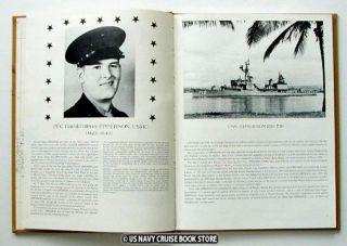 USS Epperson DD 719 Westpac Vietnam Cruise Book 1970