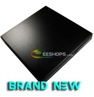 4X Blu Ray Combo BD ROM 3D Player Slot in USB External Slim DVD Drive
