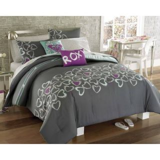 Roxy Heart and Soul Girls Teen Comforter Sheets Twin XL College Dorm