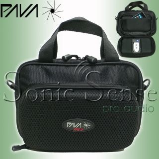 Pava FPS2 Portable Recording Equipment Zoom Case Q3HD Dr 40 H4n Extnd