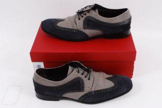 Salvatore Ferragamo Mens Shoes Dress Oxfords $575 Sz 12