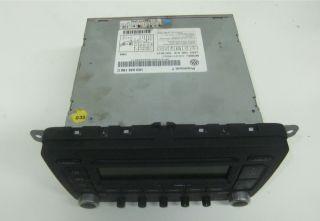 Stereo CD Player Radio 1K0035180C VW GTI Jetta Rabbit Passat 05 11