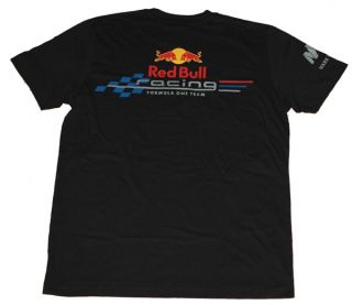 Mark Webber Signed 2011 Red Bull Racing Mark Webber T Shirt