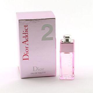 Dior Addict 2 Christian Dior Women EDT Mini New in Box