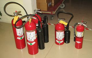 FIRE EXTINGUISHERS in Business & Industrial