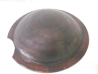 30 inch Round Cast Iron Copper Finish Fire Pit Screen and Cover