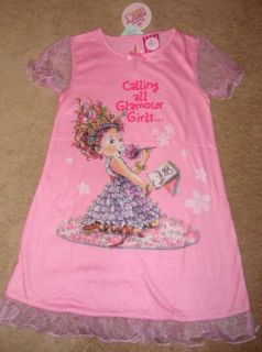 fancy nancy nightgown size sz 4t this auction is for fancy