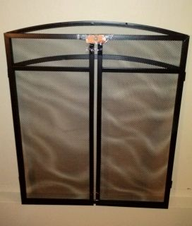 Fireplace Screen by Target Home New Without Box