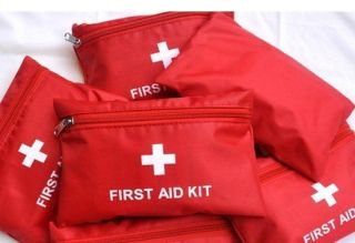 First aid kit for Car travel boat home SURVIVAL Kits EMERGENCY Medical