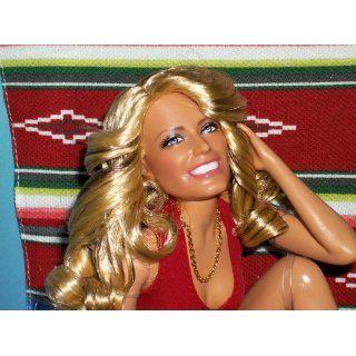 New Barbie Collector Farrah Fawcett Doll Black Label