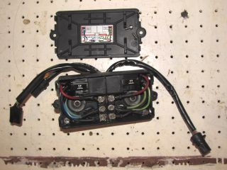 Power Trim Relay Box Evinrude Johnson Outboards 120 300 HP 1980s 90s