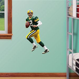 Aaron Rogers Greenbay Packers Fathead