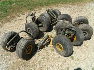 Gear Tires Wheels 700 x 6 6 Ply Used Trailers Farm Equipment
