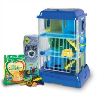 Ware Mfg Carefresh Avatower Small Animal Cage Kit 02218