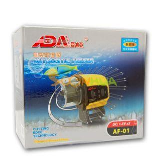 Auto Automatic Tank Aquarium Fish Food Feeding Feeder AF 01