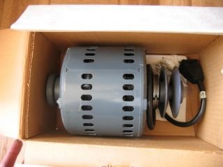 IN BOX WESTINGHOUSE EVAPORATIVE SWAMP COOLER MOTOR 1 2 1 6 hp 2 speed