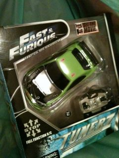 Fast Furious Remote Control Car Eclipse