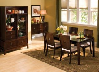 Gallery Of Raymour Flanigan Hadley Pc Dining Set Dark Chocolate With Raymour  And Flanigan Clearance Center With Raymour And Flanigan Dining Sets.