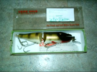 Creek Chub 6801 Fishing Lure