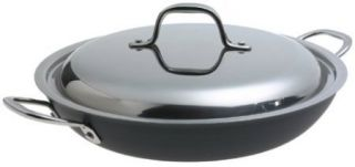 Commercial Hard Anodized Nonstick Everyday Pan w/ Lid NEW BLACK FRIDAY