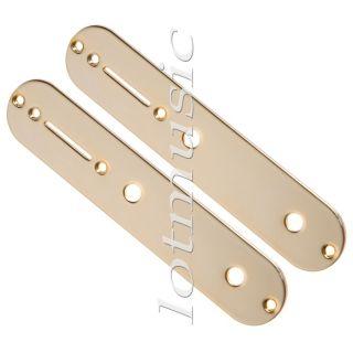 Quality Tele Control Plate Gold Fits Fender Guitar Wholesale Parts