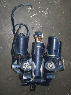 Johnson Evinrude Outboard Motor Tilt Trim Unit