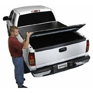 Extang 44850 Trifecta Folding Tonneau Full Size Truck Bed Cover MSRP $