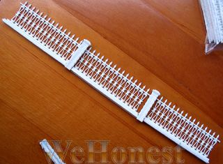 Meters Model Fences OO HO Scale Layout LG100 06