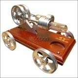 Hot Air Stirling Engine Car Vehicle Funny Toy Gift for Everyone