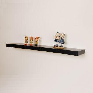 hidden bracket wall shelves on popscreen. Black Bedroom Furniture Sets. Home Design Ideas