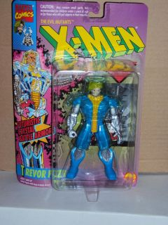 Toy Biz Marvel The Uncanny X Men Trevor Fitzroy Action Figure