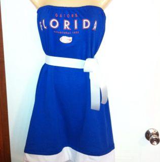 Florida Gators NCAA Football Game Day T Shirt Dress Great Christmas