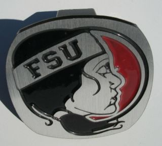 Florida State Seminoles Trailer Hitch Cover New