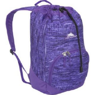 Accessories High Sierra Synch Backpack Boho Haze Purple Haz
