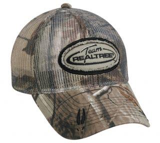 AP Camo Mesh Trucker Deer/Turkey Hunting Hat/Cap FAST FREE SHIP