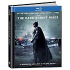 Dark Knight Rises Digibook Lenticular Cover Blu Ray/DVD Target