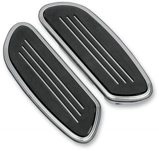 StreamLiner Chrome Passenger Floor Boards Harley Davidson Touring FLST