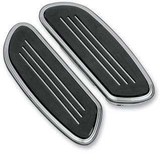 StreamLiner Chrome Passenger Floor Boards Harley Davidson Touring FLST