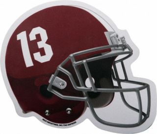 Alabama Crimson Tide Football Helmet Computer Mouse Pad