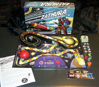 FAIRVIEW ZATHURA   ADVENTURE IS WAITING BOARD GAME   COMPLETE