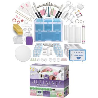 Wilton Cake Pop Decorating Kit : Wilton #1F DROP FLOWER DECORATING TIP Cake Cookie Dough