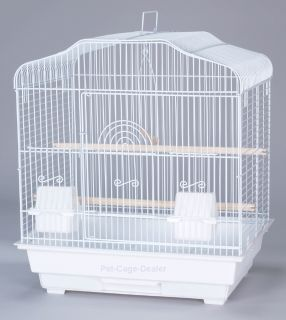 Cockatiel Lovebird Finch Cages Bird Cage 18x14x20H 1814205