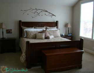 Fall Branches Vinyl Wall Art Graphic Sticker Decal 932