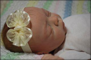 Reborn Lifelike Baby Girl OOAK   COZY by Linda K. Smith   CUSTOM