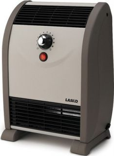 Lasko Automatic Air Flow Portable Heater, 1500W Compact Slim Electric